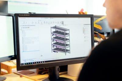 Demo eines CAD Programm